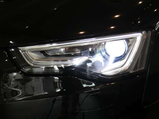 広範囲を明るく照射し高い視認性を確保するキセノンヘッドライトを採用!夜間での視界を向上させ安全なドライブをサポートします!