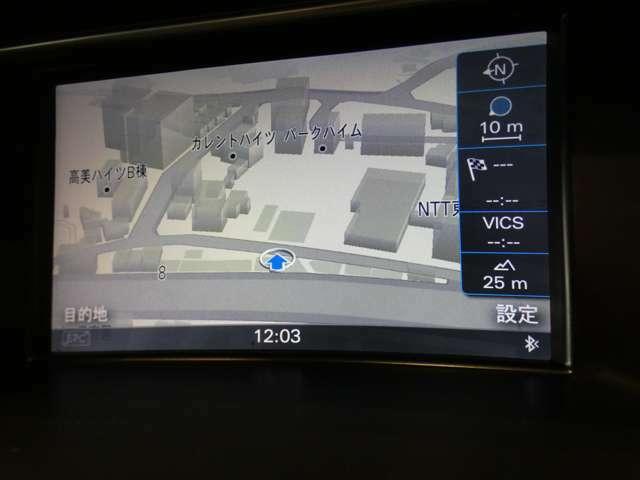 純正HDDナビゲーションシステムを搭載!フルセグTVの視聴やジュークボックス、Bluetoothオーディオ接続等も可能です!快適で楽しいドライブをサポートする機能が満載です!!