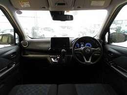視界が良く運転のしやすいお車です!