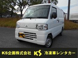 三菱 ミニキャブバン 冷蔵冷凍車  オートマ