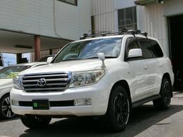 トヨタ ランドクルーザー200 4.7 AX 4WD 1ナンバー 社外AW 純正ナビ