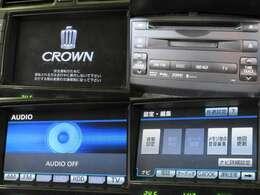お出掛け嬉しい、純正HDDナビ(フルセグ地デジTV)付です♪DVDビデオ再生機能・音楽録音機能・Bluetooth接続も可能です♪