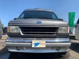 フォード エコノライン 5.8スタークエスト 左ハンドル
