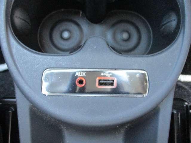 PIN端子&USBポートを備えています!
