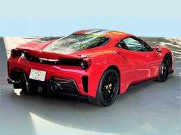 FerrariのSpecial Modelを体感ください。