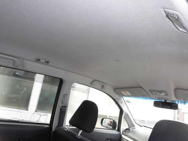 天井の汚れやキバミもなく綺麗な状態です!