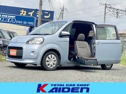トヨタ ポルテ 1.3 X ウェルキャブ 助手席リフトアップシート車 Aタイプ 純正ナビ バックカメラ Bluetooth接続