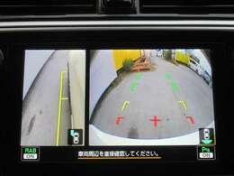 車庫入れもラクラク出来るバックモニターサイドモニター付きです!これがあれば運転に自信のない方も安心して運転が出来ますよ!