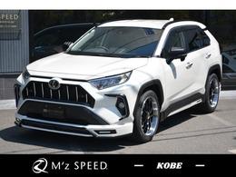 トヨタ RAV4 2.0 G Zパッケージ 4WD オーディオレス ZEUS新車コンプリートカー