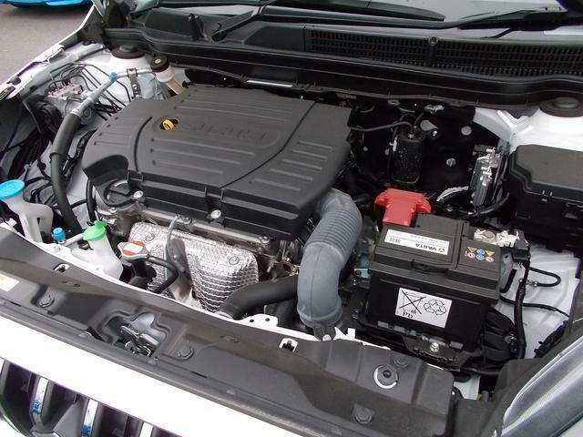 パワフルな走りと低燃費を高い次元で両立したM16A型1.6リッターエンジンを搭載★
