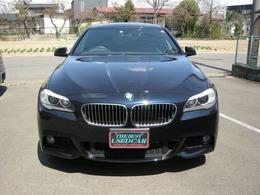BMW 5シリーズ 523i Mスポーツパッケージ Mスポーツ革シート19インチAW
