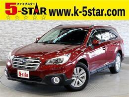 スバル レガシィアウトバック 2.5 4WD ナビBカメTVシートH電動SレークルBSM