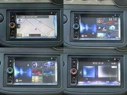 社外ナビ、ワンセグ、DVD再生、Bluetooth、USB付きです!!