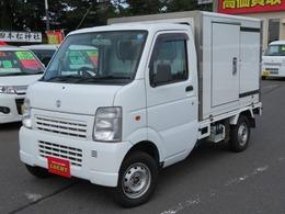 スズキ キャリイ 4WD  冷凍車-5 R1年6月リビルトエンジン交換済