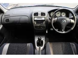 ワゴンスポルト20用2.0LDOHCエンジンを搭載し、専用チューンを施すことで、ベース車(1.5LRS)と比べて動力性能を大幅に高めた限定車です☆