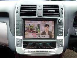 純正ナビ装着者!地デジTV・バックカメラ・Bluetoothオーディオ・AUXも付いています♪