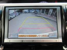 純正8型HDDナビ付き♪ ガイド線付バックカメラで駐車も安心ですね♪ 広角のカメラを使用しております♪