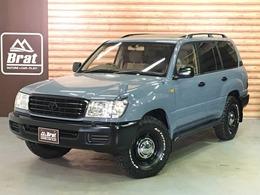トヨタ ランドクルーザー100 4.7 VXリミテッド 4WD NewPaint/アンヴィル 各所ブラックPaint