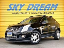 キャデラック SRXクロスオーバー ラグジュアリー 4WD /黒レザーS/ナビ地デジ/電動リアゲート/ETC