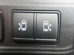 【ダブルエアコン】リアオートエアコン装備!後部座席のエアコンも温度調整可能となっており、快適にお乗りいただけます。