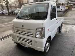 スズキ キャリイ 660 KCパワステ 農繁仕様 3方開 4WD