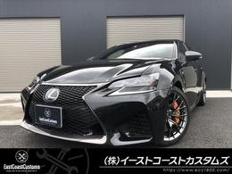 レクサス GS F 5.0 純正ナビ/地デジTV/ブラックレザーシート
