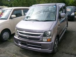 スズキ ワゴンR 660 リミテッド 4WD