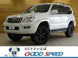トヨタ ランドクルーザープラド 2.7 TXリミテッド 4WD RAYS/デイトナ/FDXコレクション M/Tタイヤ