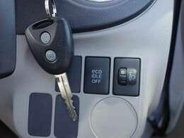 ■キーレスエントリー付きですからドアの開閉が楽々ですよ☆充実装備がいっぱい付いていますから安心なお車ですよ☆U-Select 富山にお任せ下さい■