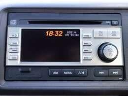 CDプレーヤー ビデオ入力付き