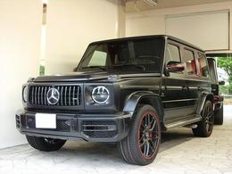 メルセデスAMG Gクラス G63 4WD