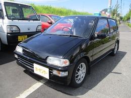 ホンダ トゥデイ 660 F F車高調・Rダウンサス・セミバケットシート