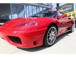 フェラーリ 360モデナ F1 新車並行パワークラフトHDDナビ地デジBカメ