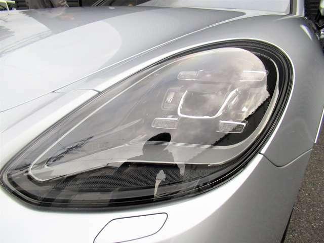LEDヘッドライト(PDLSを含む)