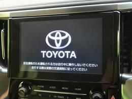 【純正ディスプレイオーディオ】インパネにすっきり収まり、とても使いやすいです!ラジオ等を聴きながら運転をお楽しみいただけます!