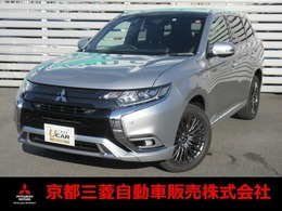 三菱 アウトランダーPHEV 2.4 S エディション 4WD ビルシュタインサスペンション・革シート