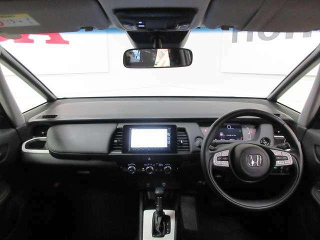 車内は除菌クリーニング済みで、心地よい空間をお過ごしできます。
