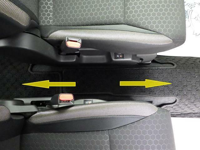 ◆センターウォ-クスルー◆運転席と助手席の間を通ることが出来ますので外に出ることも無く移動できます。便利ですよ!
