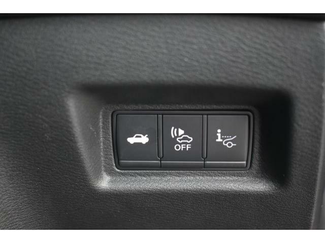 衝突被害軽減ブレーキや踏み間違い防止など最新安全装備搭載!