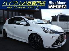トヨタ アクア の中古車 1.5 G G's 岐阜県可児市 119.0万円