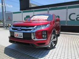 三菱 RVR 1.8 G 4WD スーパーワイド7.7型ナビ付