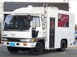 日野自動車 レンジャー 4WD 6MT ディーゼル キャンピング 移動販売 事務室 ベース車