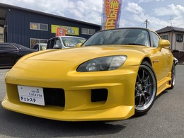ホンダ S2000 2.0 クスコ車高調 RAYS17インチアルミ エアロ