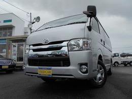 トヨタ レジアスエース 3.0 DX ロングボディ ディーゼルターボ 4WD 車検1年整備付き渡し 記録簿付き