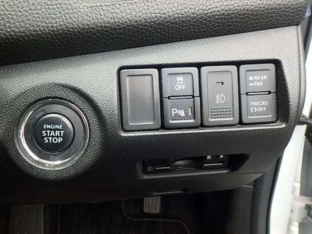 アクティブクルーズコントロールシステム&プリクラッシュセーフティシステム装着車
