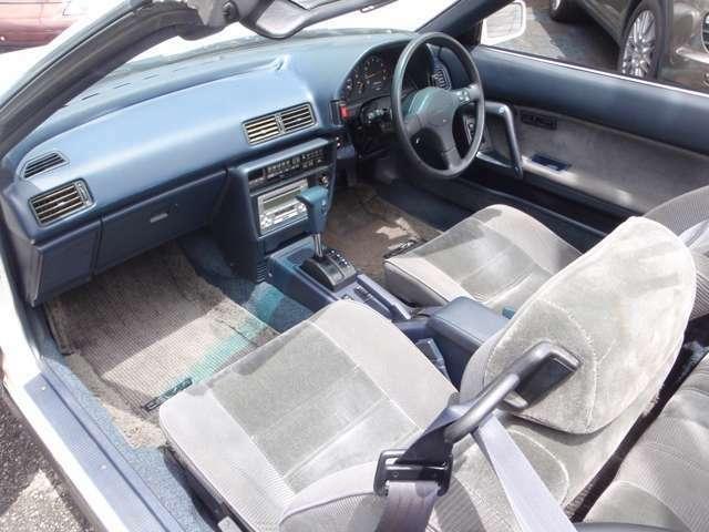 32年前の車です!。キレイですよ!