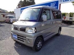 日産 クリッパーリオ 660 E 4速オートマ/キーレス/エアB/社外アルミ
