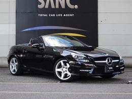 メルセデス・ベンツ SLKクラス SLK200 ブルーエフィシェンシー AMGスポーツパッケージ 黒革 ナビBカメTV キセノン クルコン ETC