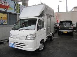 ダイハツ ハイゼットトラック 660 エアコン・パワステスペシャル 3方開 宅配仕様タイミングチエーンパワステETC