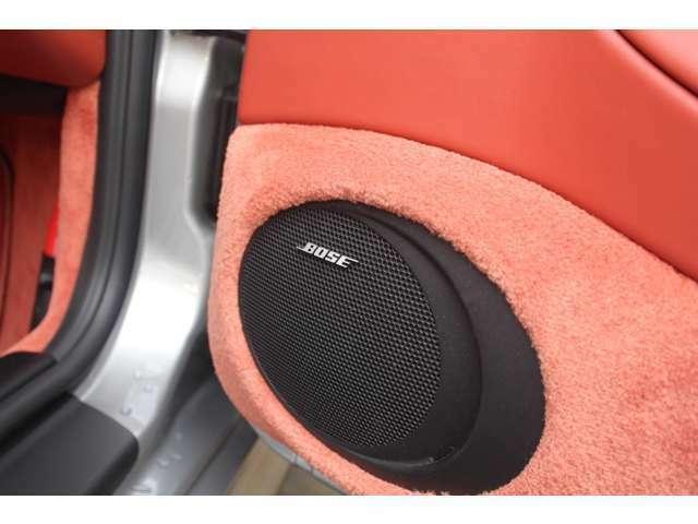 新車時メーカーオプションのBOSEサウンドシステム搭載車です。お問い合わせは全国フリーダイヤル0066-9711-094846までお気軽にお問い合わせ下さい。詳しくは弊社ホームページをご覧ください。www.sunshine-m.co.jp